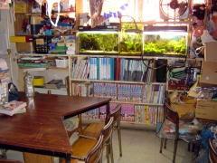 横浜市寿生活館 児童図書室