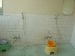 横浜市寿生活館 シャワー室