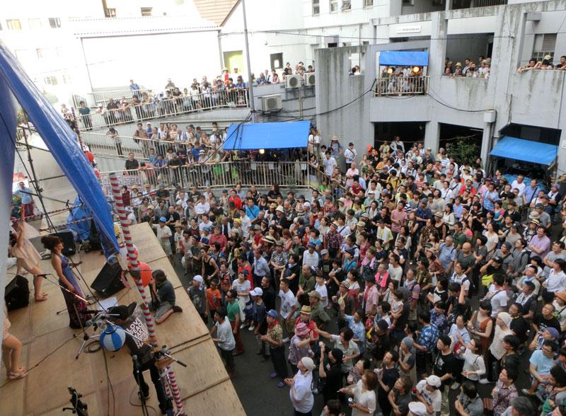 ことぶき夏祭り2015 フリーコンサートレポート!